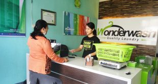 wonderash laundry malang