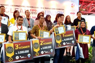 Pemenang IBPLA 2019 - Laundry Awards
